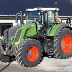 Ekholmen Lantbruk traktor